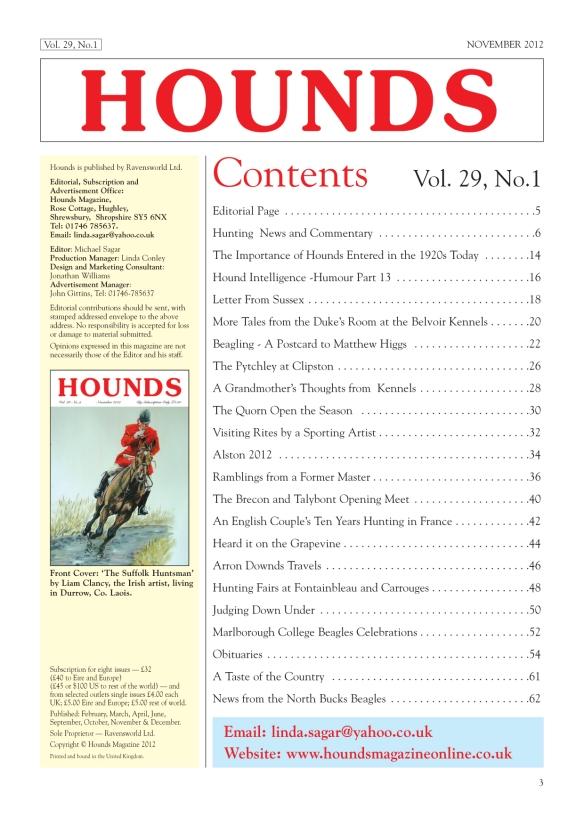Hounds Online