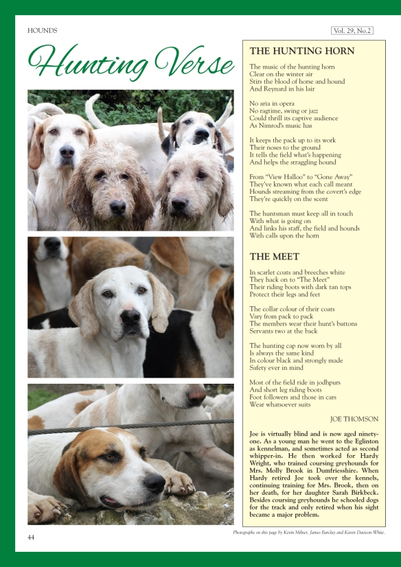 Hounds Magazine