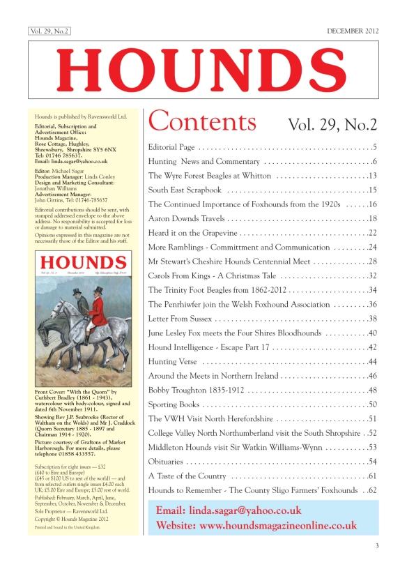 Hounds Magazine